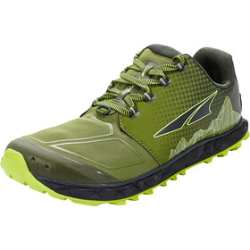 Altra Superior 4.5 Running Shoes Men, green/lime